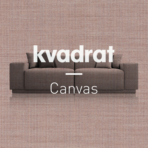 M5 Fabric Sofa with Kvadrat_Canvas