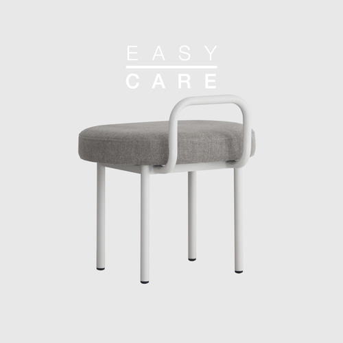 Bold Chair_Easy Care Warm Gray