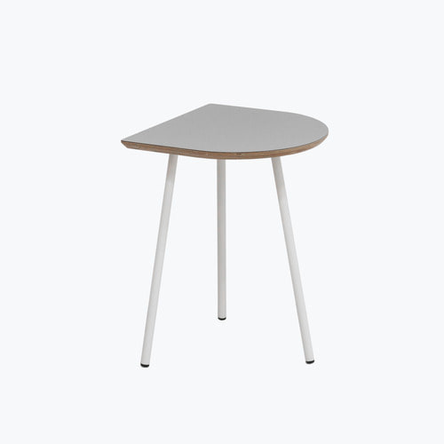 Half Track Coffee Table Basic DP / Gray 1개