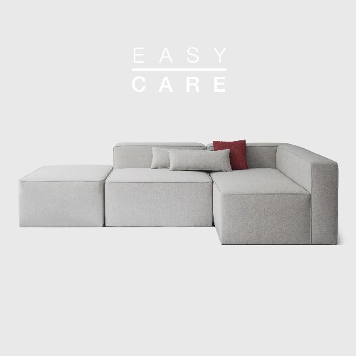 [PRE-ORDER] Timeless Sofa ABC / EASY-CARE Latte Beige