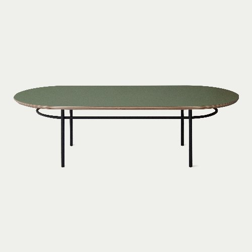 Track Sofa Table / Herb Green
