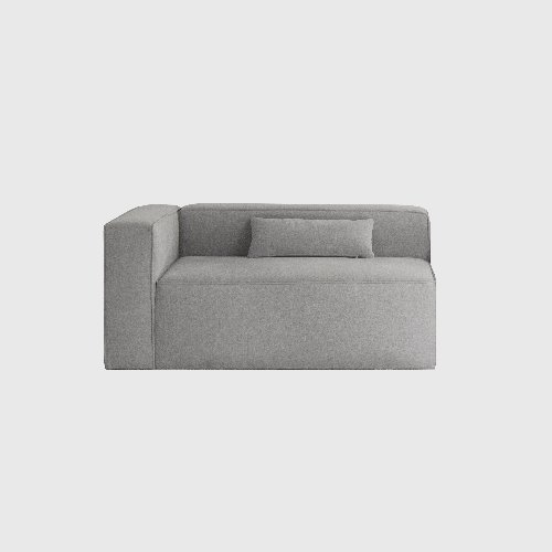 Timeless Sofa A Module / Warm Gray