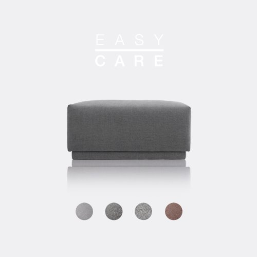 [PRE-ORDER] M5 Fabric Sofa Stool / EASY-CARE