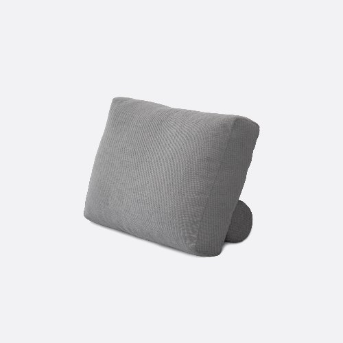 Snooze Cushion / Chic Gray