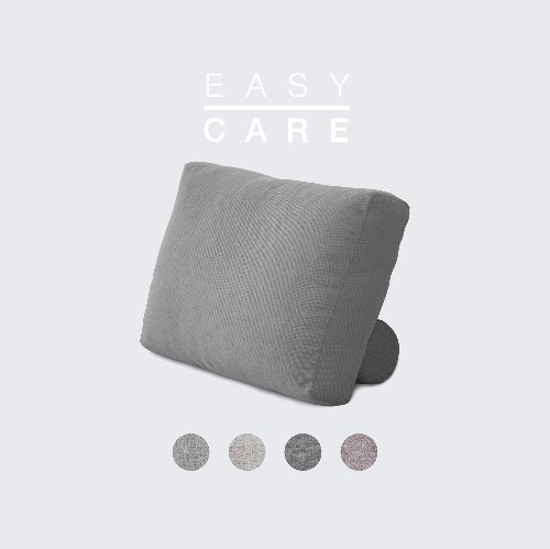 Snooze Cushion / EASY-CARE 4 Colors