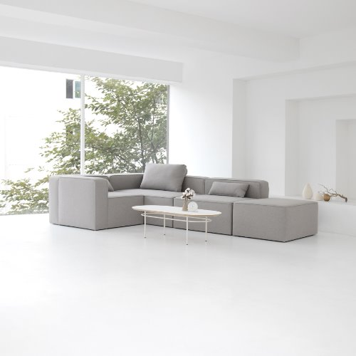 Timeless Sofa ABCD / CARE-PLUS WEAVING 3 Colors
