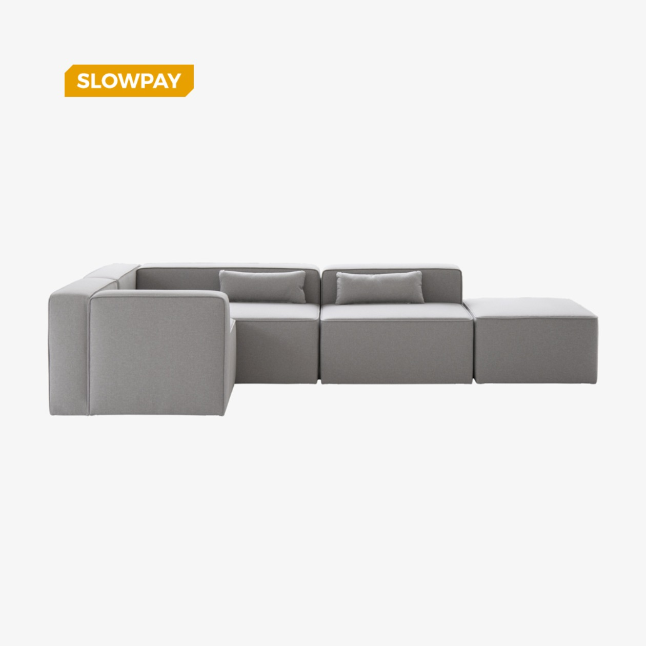 [SLOW PAY] TIMELESS SOFA A+B+C+D