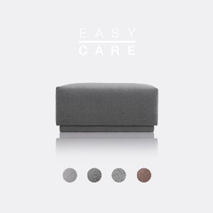 M5 Fabric Sofa Stool / EASY-CARE 4 Color