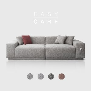[PRE-ORDER] M5 Fabric Sofa 3 seated / EASY-CARE