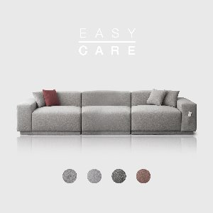 [PRE-ORDER] M5 Fabric Sofa_EASY-CARE / 5 seated