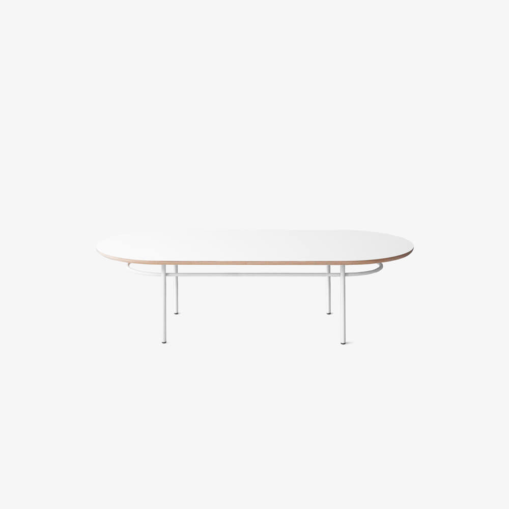 TRACK TABLE / WHITE