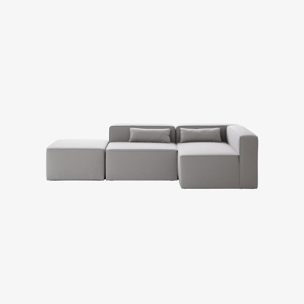 [SLOW PAY] TIMELESS SOFA A+B+C