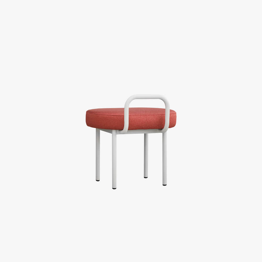 BOLD CHAIR / CHERRY RED MISTAKE