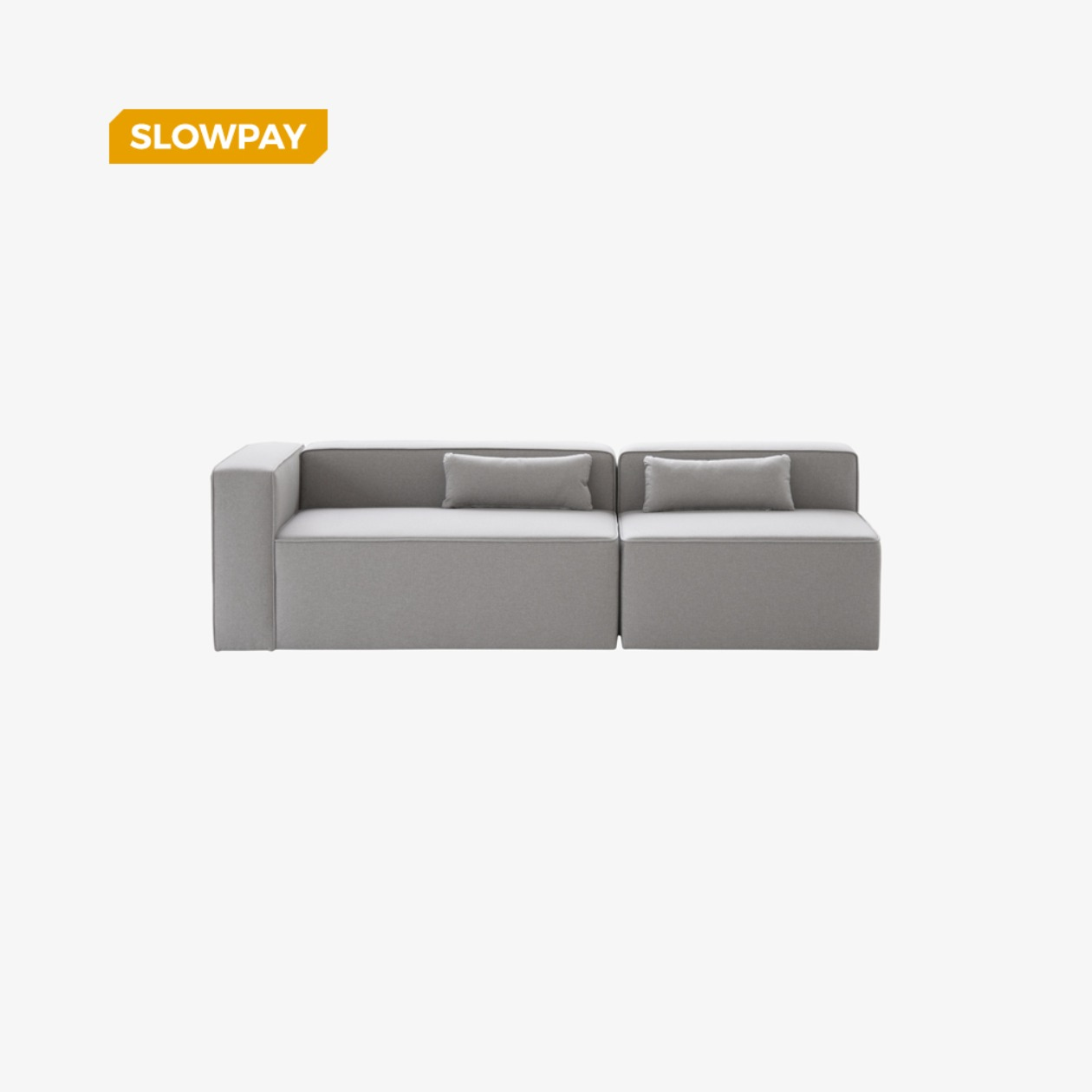 [SLOW PAY] TIMELESS SOFA A+B