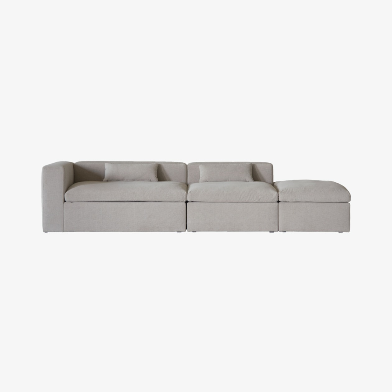 TIMELESS SOFT SOFA A+B+C