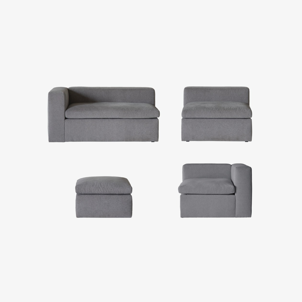 TIMELESS SOFT SOFA MODULE
