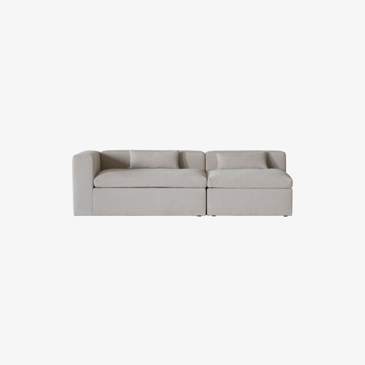 TIMELESS SOFT SOFA A+B