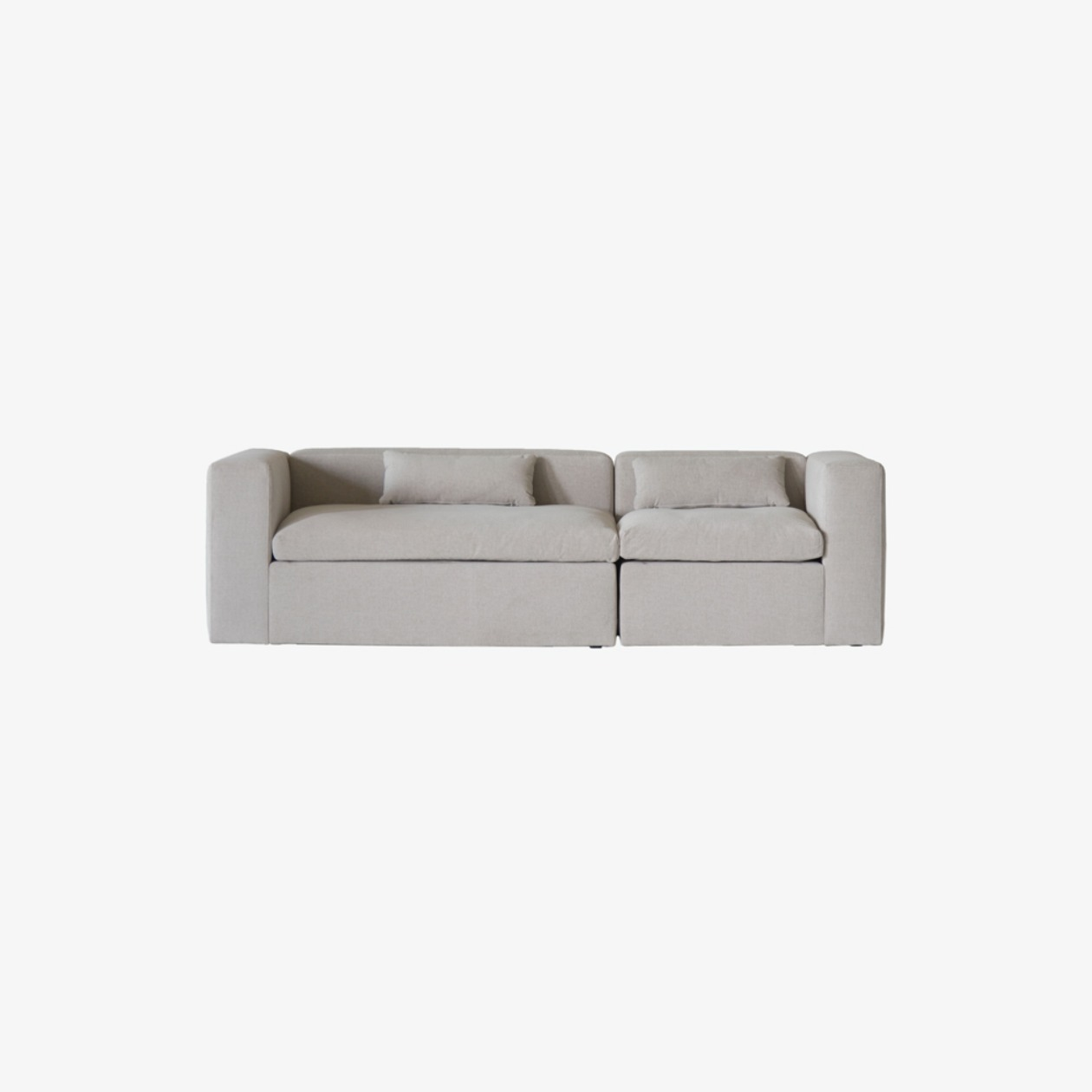 TIMELESS SOFT SOFA A+D