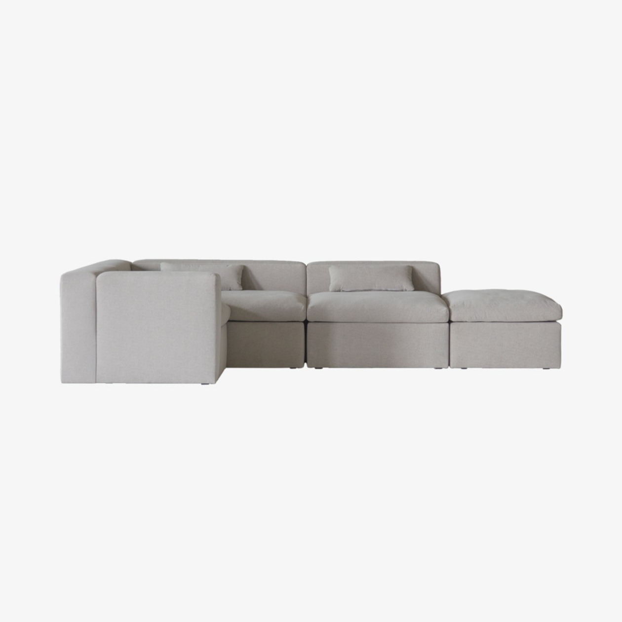 TIMELESS SOFT SOFA A+B+C+D